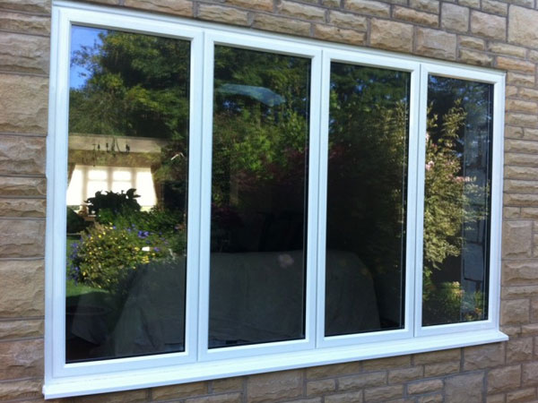 Double glazing aluminium windows installed in Oxford by Isis windows
