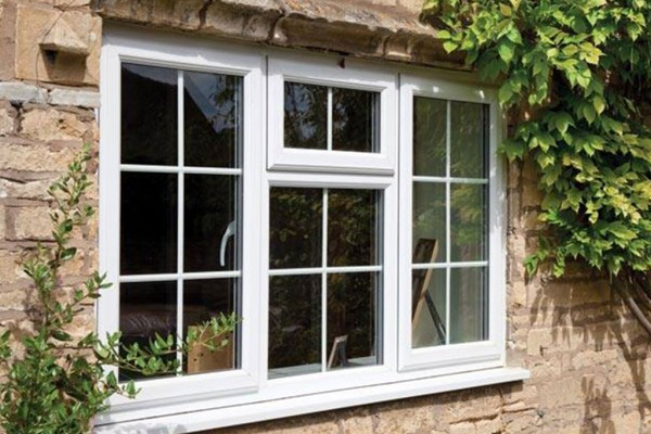 uPVC Double Glazing Windows installed on Country House in Oxfordshire
