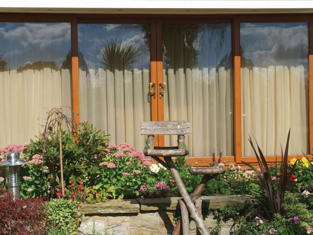Sliding Patio Doors with Double Glazing in Oxford