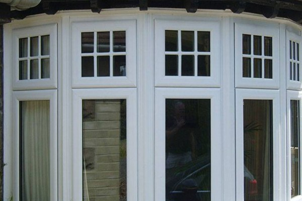 White uPVC Windows installed by Isis Windows in Oxford