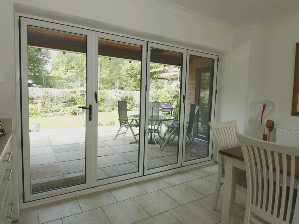 bi-folding doors in Oxfordshire installed by Isis Windows