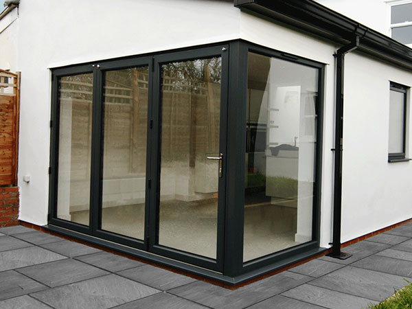 Aluminium Patio Doors in Oxford