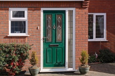 A Composite Door in Oxfordshire Installed by Isis Windows
