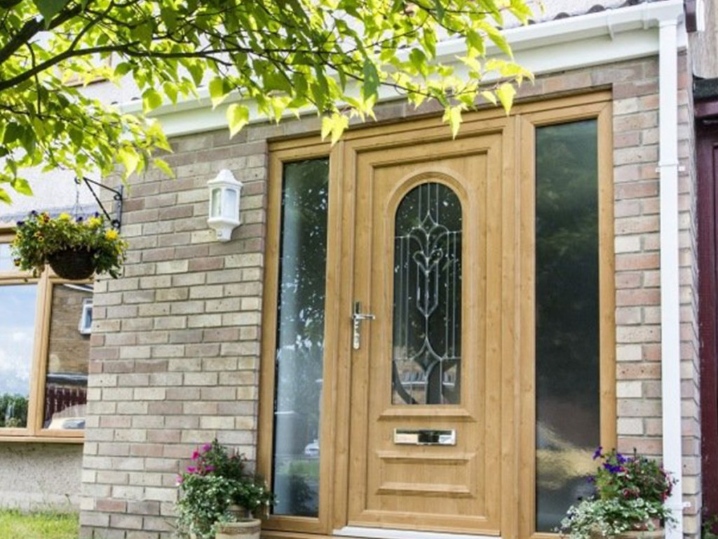 Which colour front door offers the warmest welcome? - Isis Windows