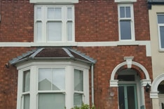 Sash Windows installed in a house in Oxfordshire