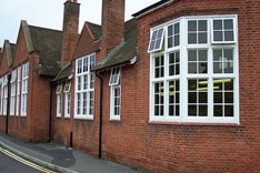 Timber Window Installation in Oxfordshire