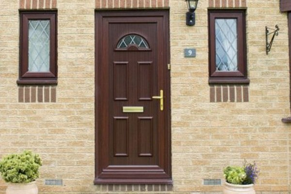 Replacement upvc doors oxford oxfordshire isis windows for Brown upvc patio doors