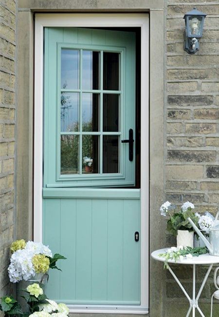 Stable Composite door in Oxford by Solidor