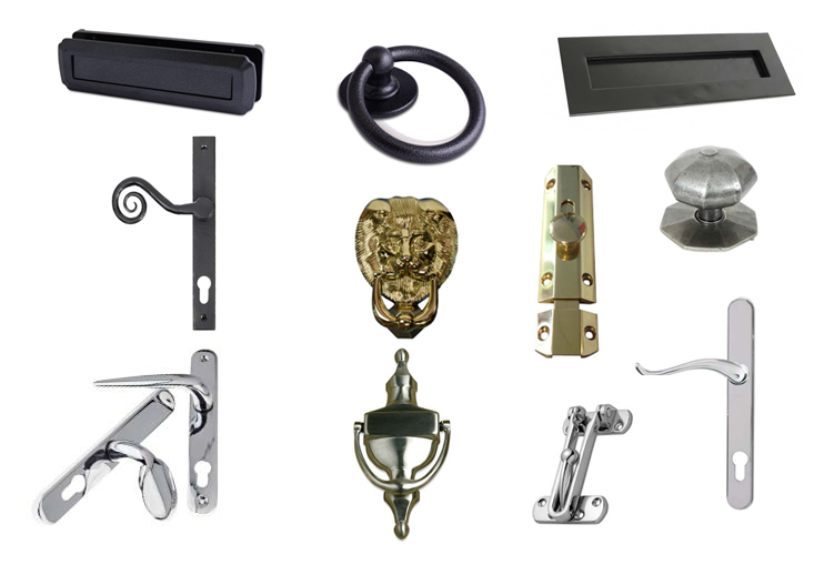 Oxford Composite Door Accessories from Solidor