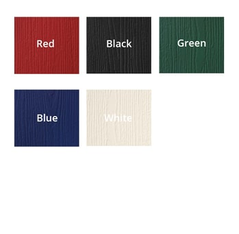 Composite Doors Oxford: Standard Range of Composite Door Colours by Solidor