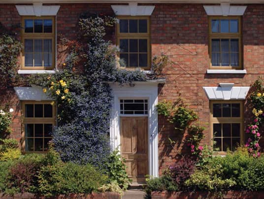 uPVC Timber Windows on Oxfordshire Period Property