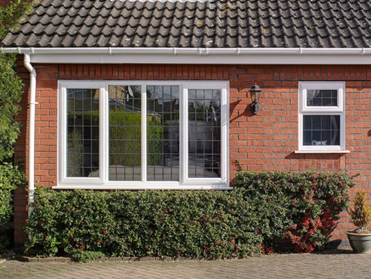 uPVC Casement Windows in Oxford with Lead Bars